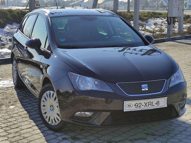 SEAT Ibiza Ecomotive 2012
