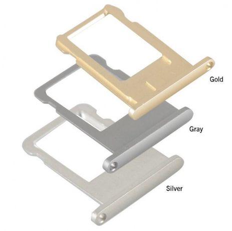 Gaveta cartao SIM ( SIM tray ) Iphone 4, 5, 6, 7, 8, X, etc
