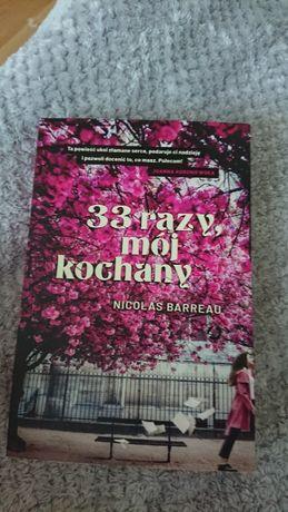33 razy mój kochany Nicolas Barreay