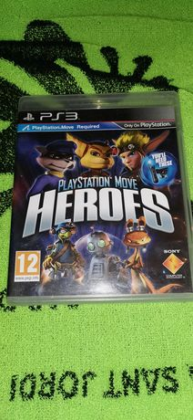 Gra Playstation Movie Heroes ps3