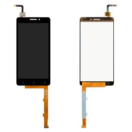 Дисплей Lenovo P1m Vibe P1mA40 с сенсором Черный/ Белый