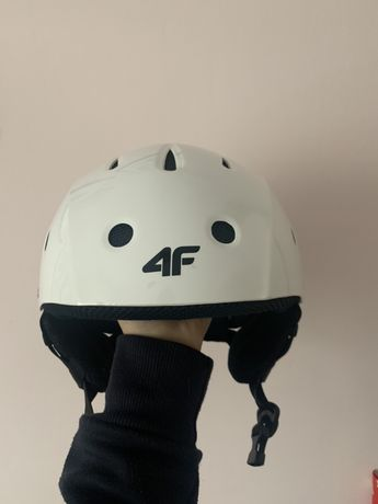 Kask narciarski 4F soft