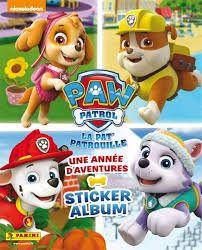 Paw Patrol - Um ano de aventuras panini