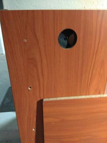 Mesa /Secretaria escritório cerejeira
