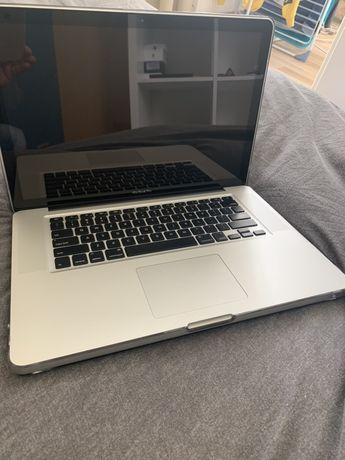 Macbook Pro 15 A1286 8.2 i7 16Gb !!! Czytaj