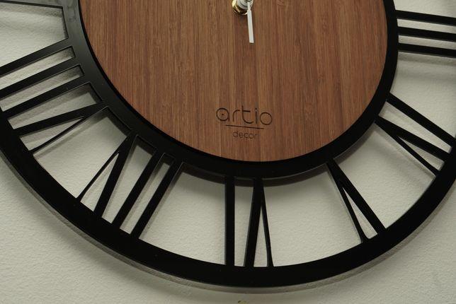 Zegar ścienny nowoczesny - LOFT