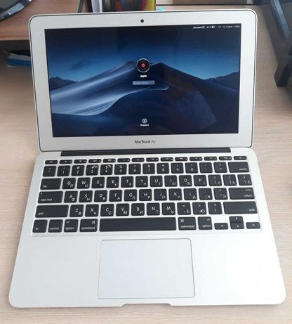 Apple MacBook Air Сustom. Процeссор i7, SSD 256гб