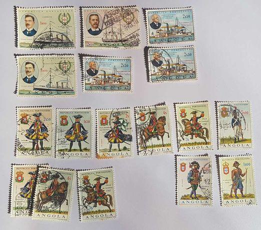 selos, filatelia