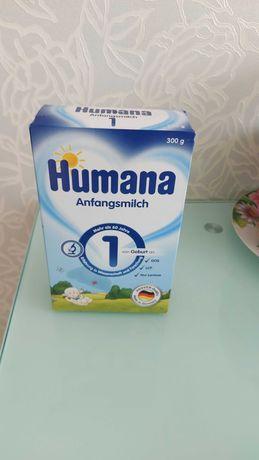 Humana Детское питание