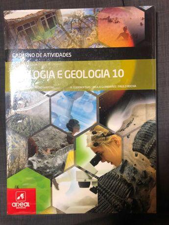 Caderno Atividades Biologia e Geologia 10º ano