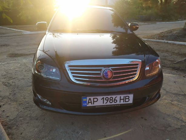 Geely SL mapl ка
