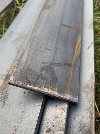 Płaskownik stalowy czarny 80x5