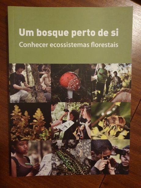 """Num bosque perto de si"", de César Garcia e Rosário Oliveira"