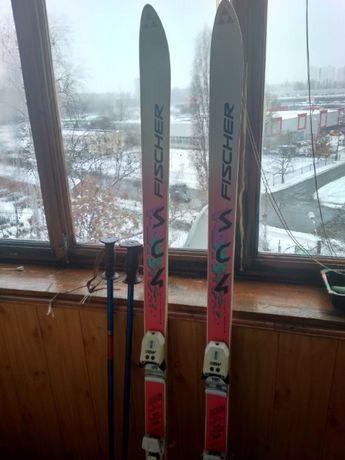 Продаю горные лыжи