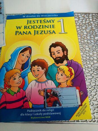 """Podrecznik do religi klasa 1 """"jestesmy w rodzinie pana jezusa """""""