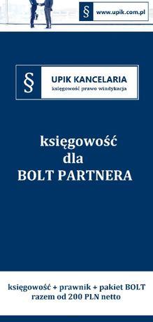 Biuro rachunkowe, Księgowość, Księgowa dla Bolt Partnera