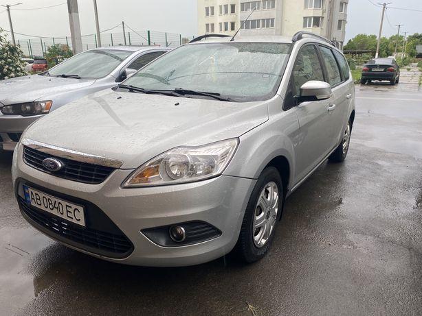 Форд фокус 1.6 турбо дизель