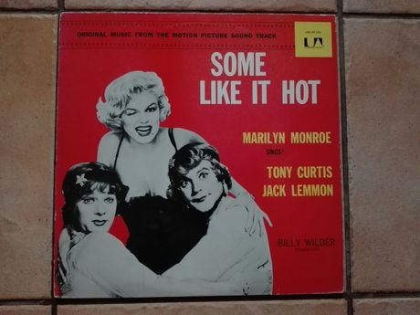 Some Like it Hot Lp.