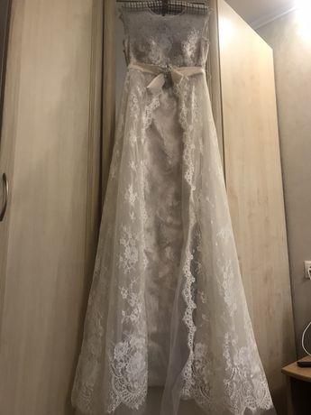 Весільна сукня, свадебное платье.