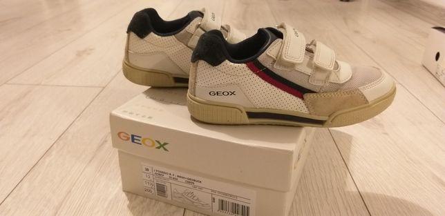 Sneakersy geox chłopięce