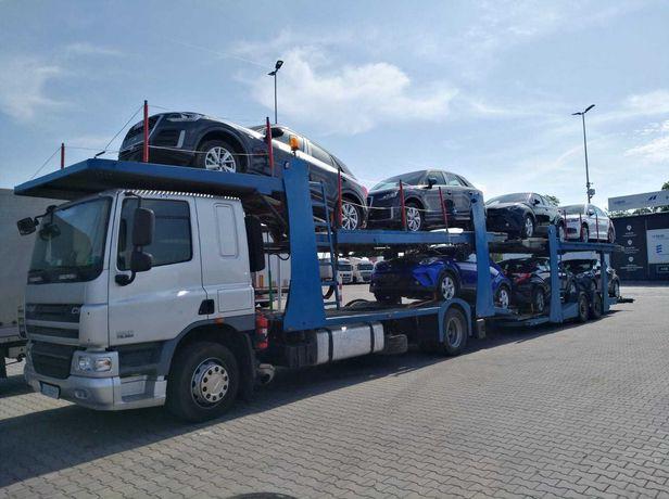 Autotransporter Daf CF 75.360