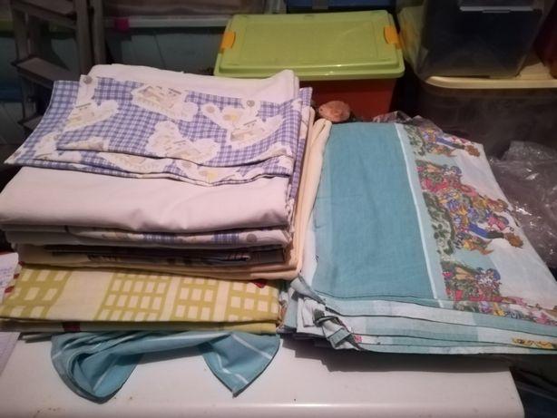 Lençóis de algodão para cama