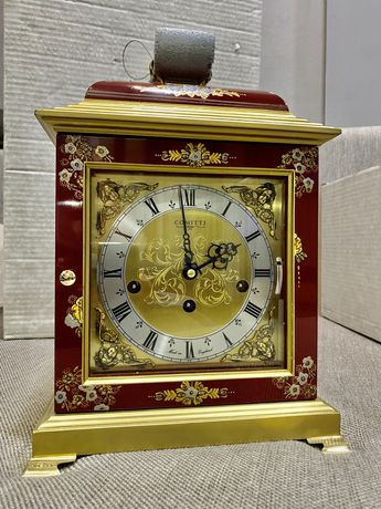 Интерьерные часы Comitti Тhе Gеоrgiаn Ваsкет Тор in Сhinоisеriе С4611Т