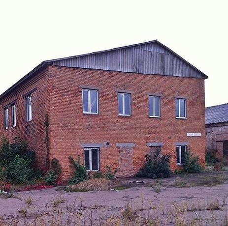 Продам промислову будівлю м.Гайворон