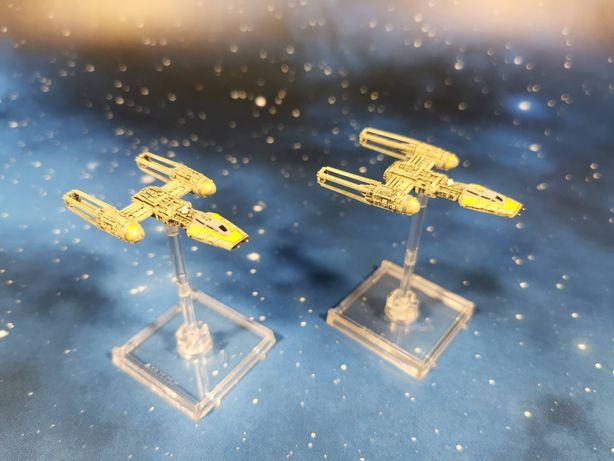 X-Wing, dodatek Y-Wing