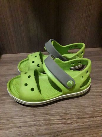 Сандалии Crocs C8 (15 см) (Комфорт Таун)