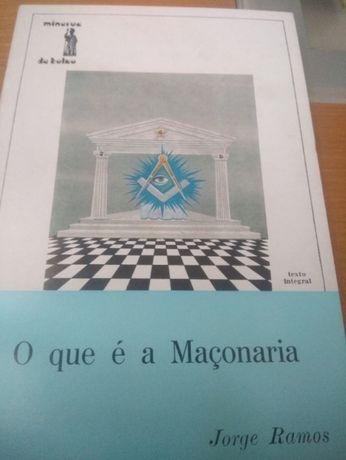 O que é a Maçonaria?