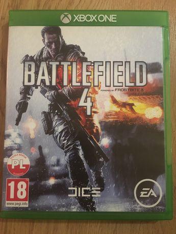 Battlefield 4 PL Xbox ONE