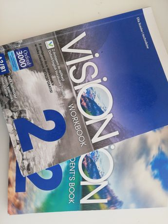 Vision 2 podręcznik j. Angielski