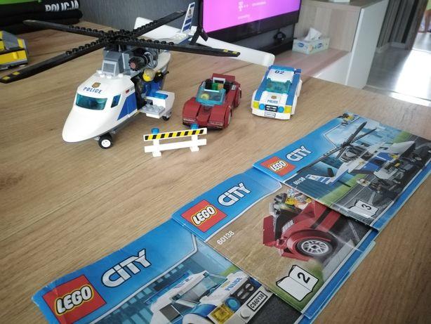 Lego city 60138 Szybki pościg