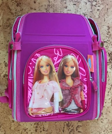 Рюкзак школьный каркасный ортопедический