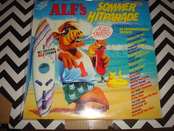 Płyty winylowe składanka Alf,S Sommmer Hit Parrade 2 lp