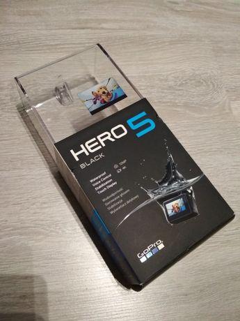 Opakowanie gopro hero 5 black pudełko kartonik karton