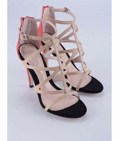 Buty na obcasie, sandały na obcasie ALDO
