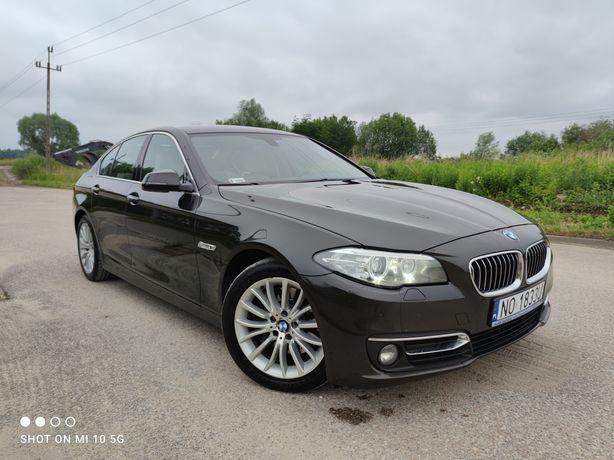 BMW 525D x-drive Lift Luxury Line Salon Polska Faktura Vat