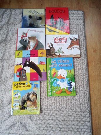 Sprzedam książki po francusku