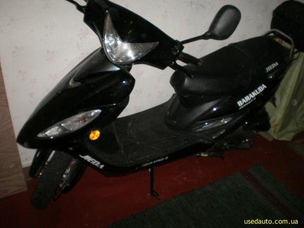 Стоп с поворотами скутера Barakuda