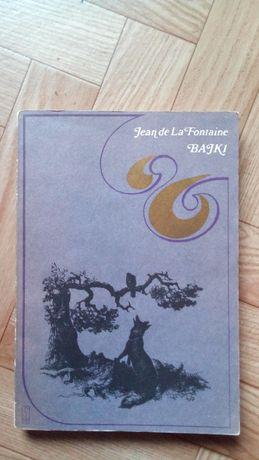 """Jean de La Fontaine: ,,Bajki"""""""