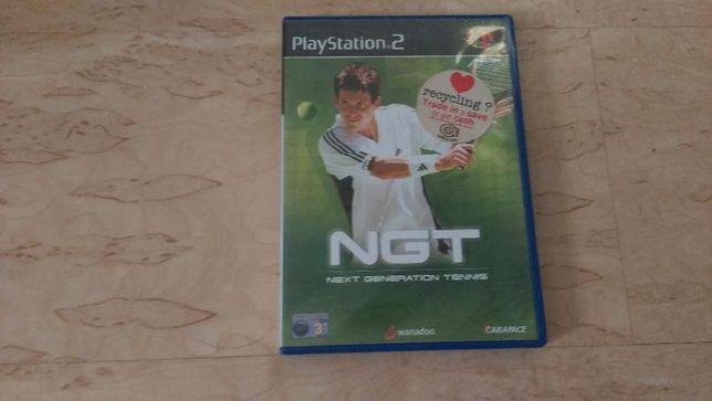 NGT - Next Generation Tennis - PS2