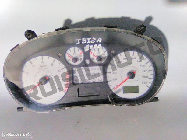 Quadrante W06k092_0850e Seat Ibiza Ii (6k) 1.6 I [1993_2002]