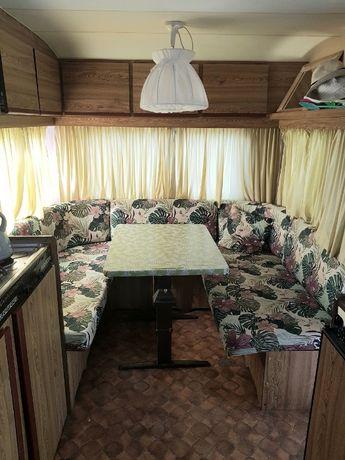 Przyczepa kempingowa Camping Knaus