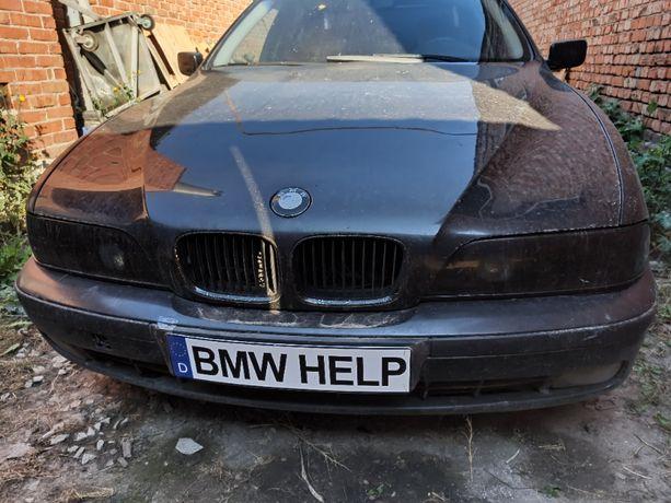 Разборка БМВ Е39 М62 B44 V8 AKПП Individual Кожа ГБО ГАЗ BMW_HELP