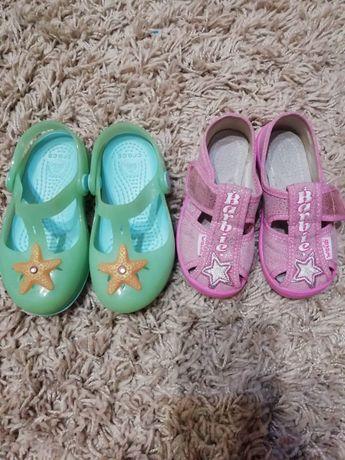 Босоножки Crocs mini Melissa оригинал