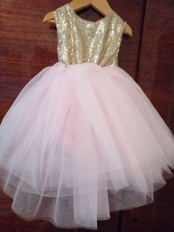 Нарядное платье для вашей принцесы!