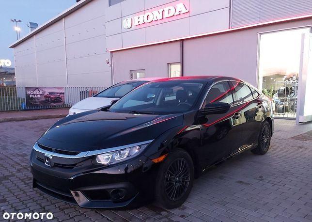 Honda Civic Honda Civic 2,0 Automat, Led, Jak Nowa Fv 23%