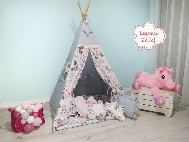 Tipi namiot 20 wzorów zestaw święta